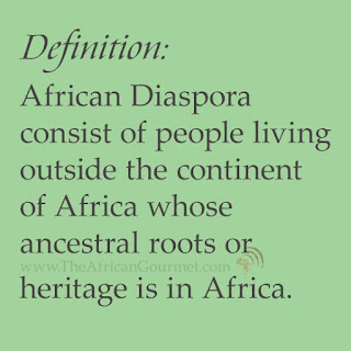 Definition of the African Diaspora