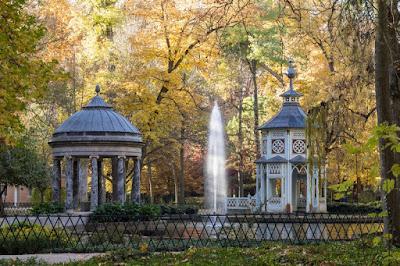 Resultado de imagen de jardín del príncipe aranjuez