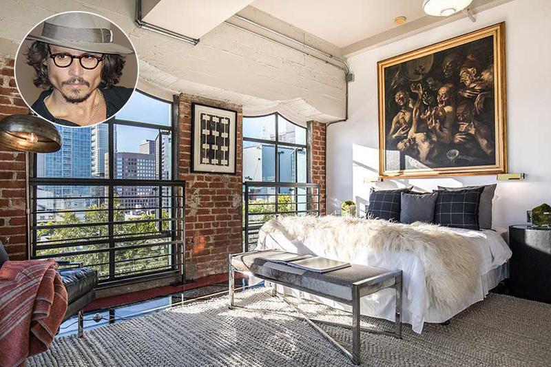 صور غرف نوم مشاهير هوليود الأكثر أناقة