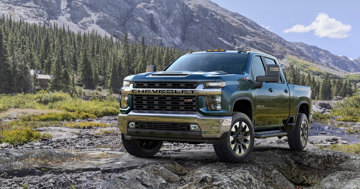 2021 Chevrolet Silverado 2500HD Review