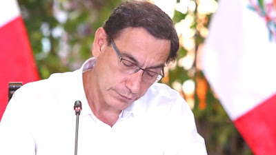 Caso Richard Swing: Fiscalía abrirá investigación contra el presidente Vizcarra cuando acabe su mandato