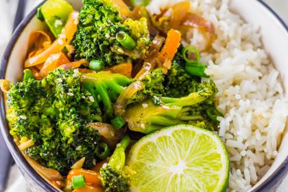 Broccoli Stir Fry Recipe