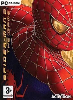 Capa do Spider-Man 2