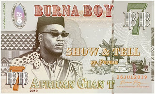 show and tell mp3 download, show and tell, show and tell lyrics, show and tell  lyrics burna boy