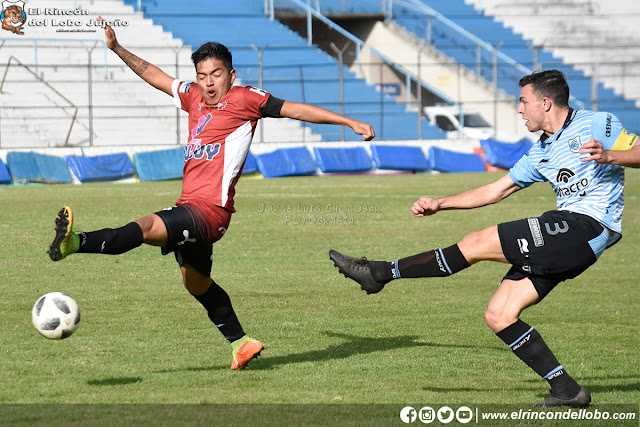 Fotos | 2019 | 1ra Local | Gimnasia 1-1 Deportivo Luján | Liga Jujeña