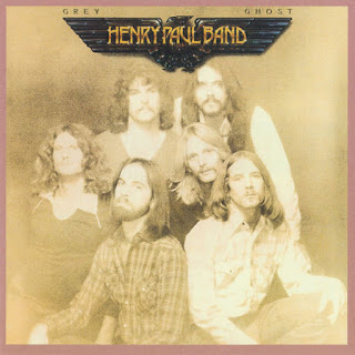 Grey Ghost by Henry Paul Band (1979)