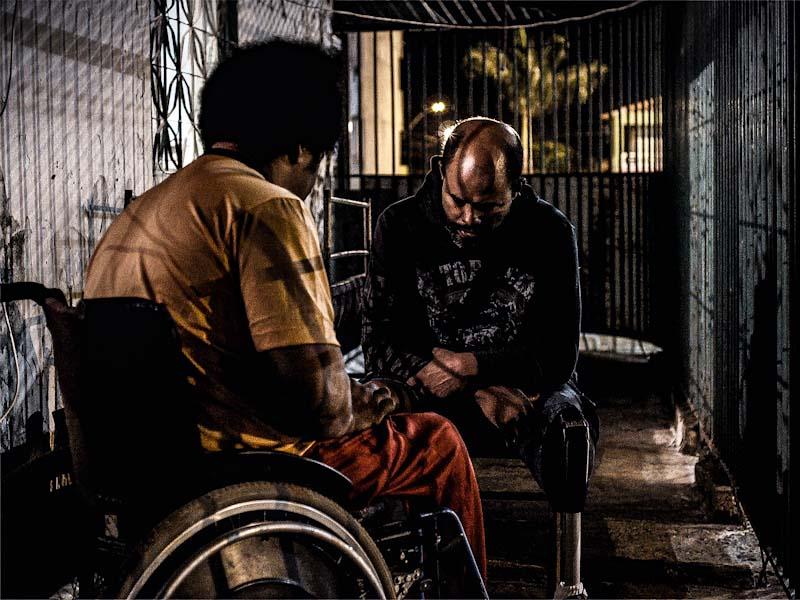 Ocupa CCVM Cinema debate traumas e memórias da violência policial