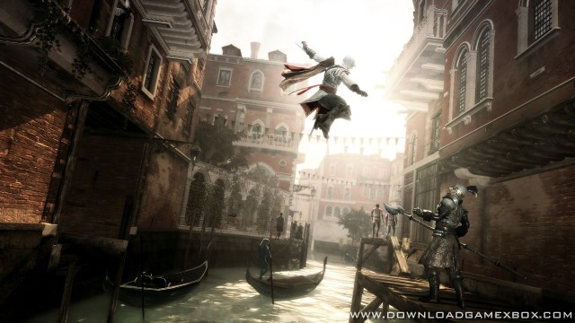 Delve deeper into the secret society of assassins with the sequel to the blockbuster actio Assassins Creed 2 GOTY Edition [Jtag/RGH]