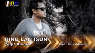 Lirik Lagu Riko Lan Isun (Dan Artinya) - Sigit Alvaro