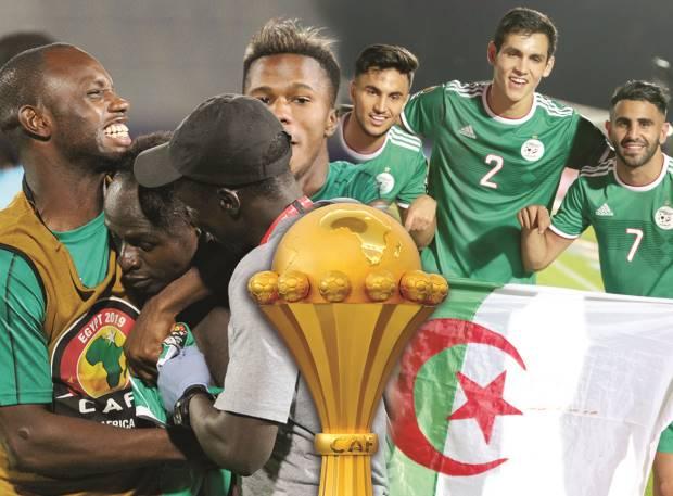 AFCON 2019 Final: Senegal vs Algeria Preview