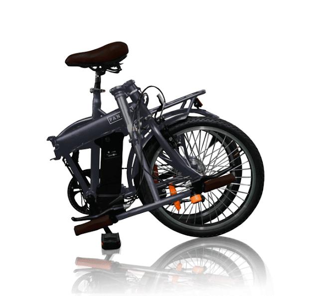 Intip Detail Spesifikasi Viar Panama, Sepeda Lipat Listrik Hybrid !!!