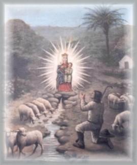 Comunicado oficial sobre la suspensión del Pregón y Romería de la Virgen de Aguas Santas 2020 de Villaverde del Rio (Sevilla)