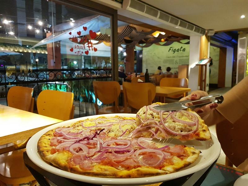 Melhor pizza de Vitória