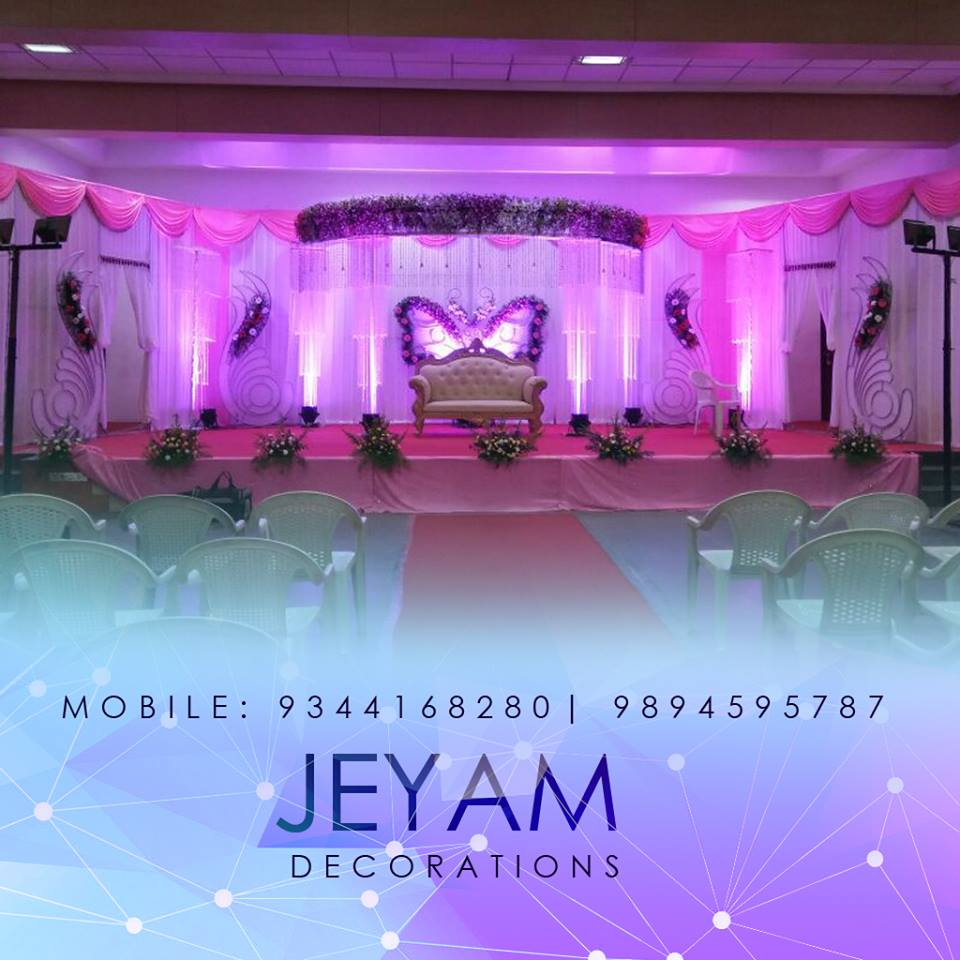 Jeyam Event Management From Nagercoil Jeyam Decorations