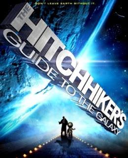 Film, Hitchhiker's Guide Galaxy, 2005, movie, sci-fi