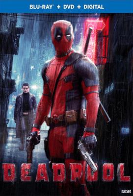 Deadpool (2016) Dual Audio [Hindi 5.1 – Eng 5.1] 1080p | 720p BluRay ESub x265 HEVC 1.5Gb | 640Mb