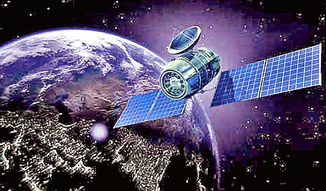 भारताचा 'जेम्स् बॉण्ड'; 'कार्टोसॅट-३' उपग्रह
