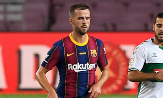 Revealed: Former Juventus star Miralem Pjanic turned down Chelsea switch for Barcelona