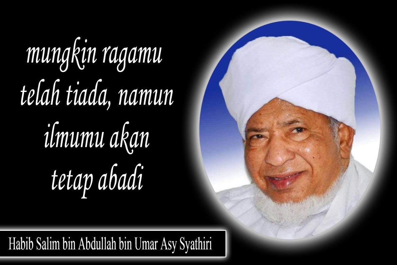 PENA HABAIB Al Habib Salim Bin Abdullah Assyatiri
