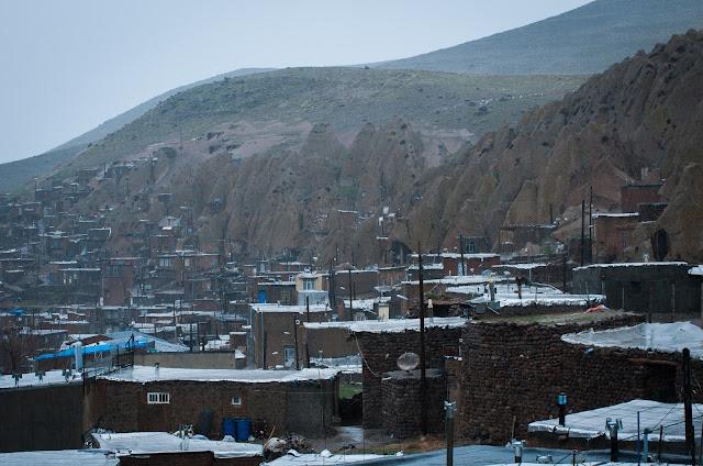 Kandovan... near Osku, Iran