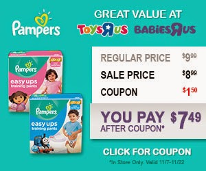 Amy 39 S Daily Dose Pampers New Printable Coupons