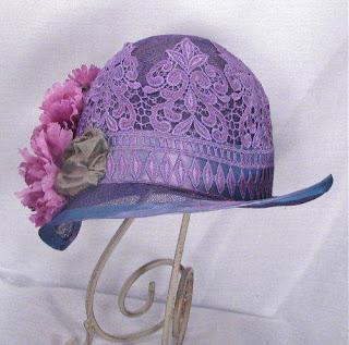 kapelusz lata 20