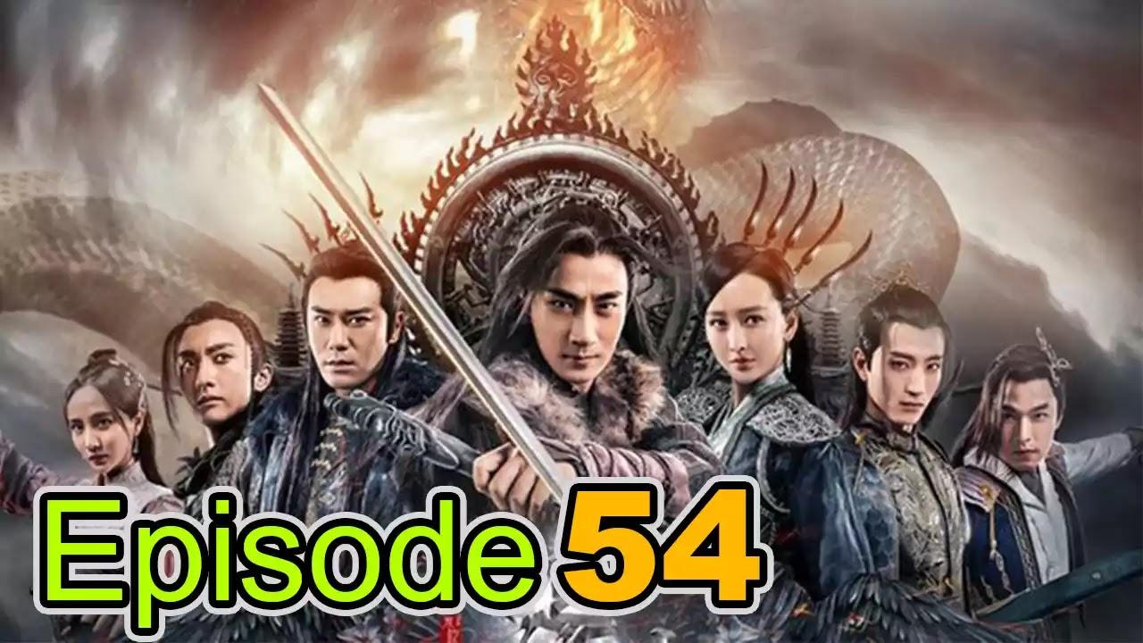The Legend of Jade Sword (2018) Subtitle Indonesia Eps 54