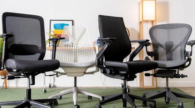 """Những kiểu ghế lưới cực """"hot"""" cho dân văn phòng"""