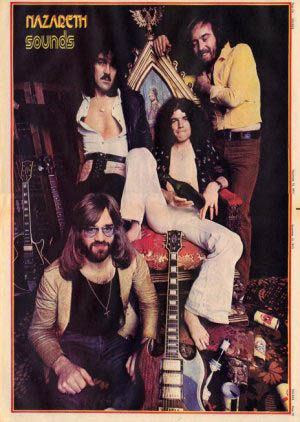Nazareth-1973-I