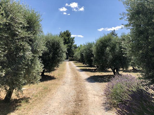 Baux de Provence France
