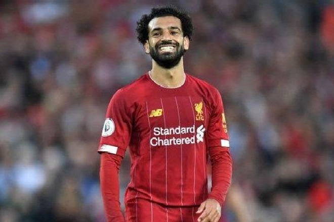 Bintang Liverpool Mohamed Salah Positif Corona