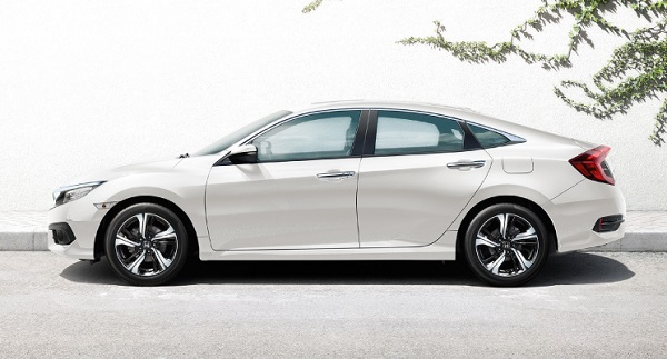 Honda Civic EXT CVT