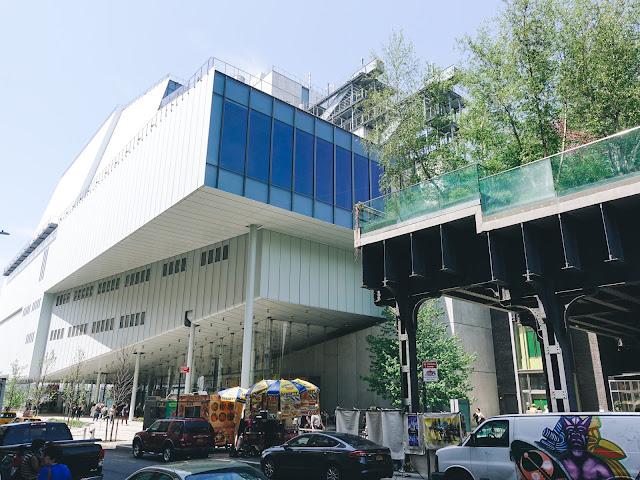 ホイットニー美術館(Whitney Museum of American Art)