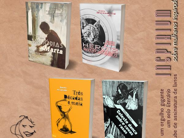 Divulgação: Novidades da Delirium Editora