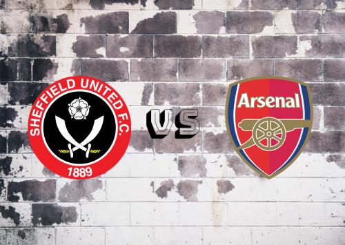 Sheffield United vs Arsenal  Resumen y Partido Completo