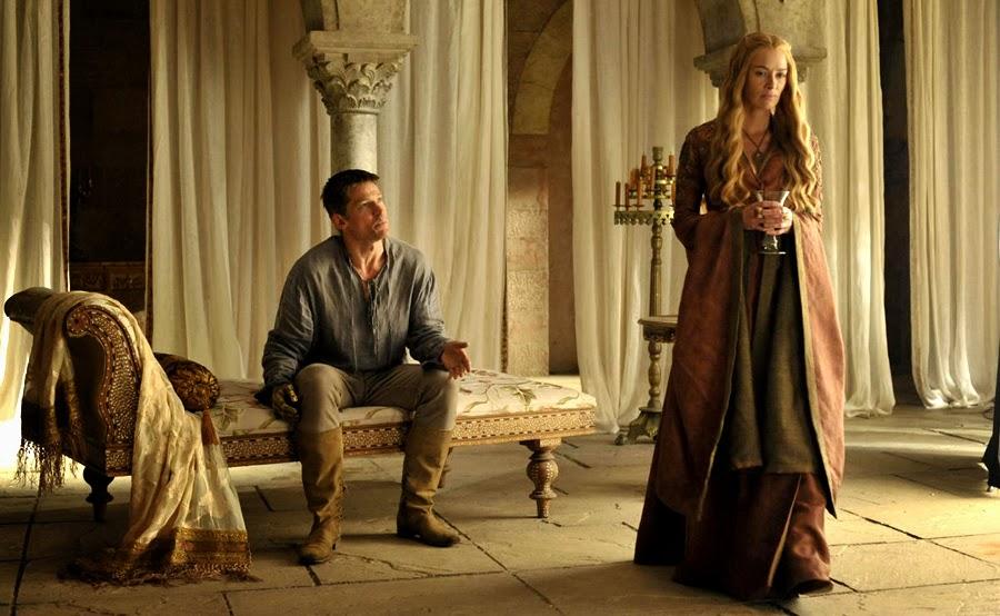 Jaime şi Cersei Lannister