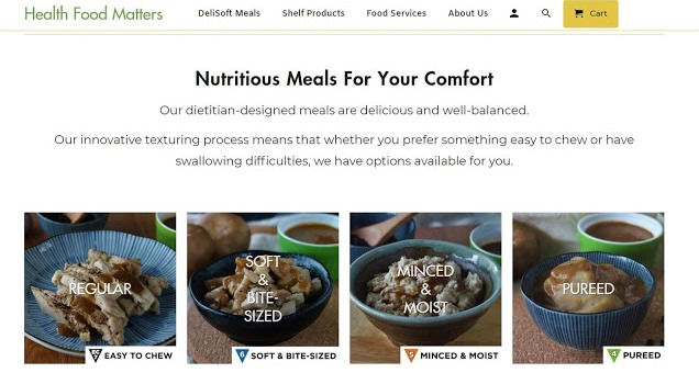 health food matters singapore