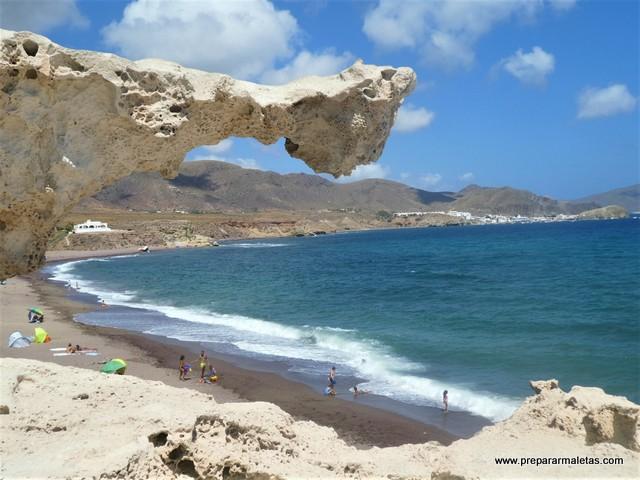 cuales son las mejores playas de Cabo de Gata