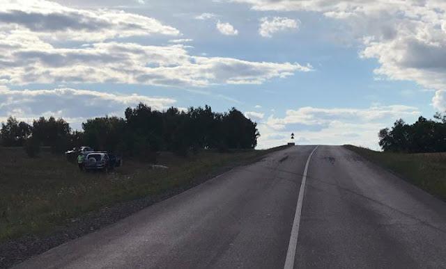 ВБашкирии перевернулась иномарка: погибла женщина