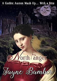 Book cover: Northfanger by Jayne Bamber