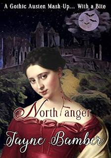 Book cover: Northfanger by Jayne Bamber