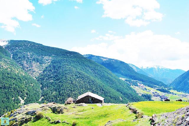 Excursión al Estany de la Cabana Sorda en Andorra
