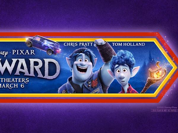 Disney/Pixar's ONWARD Charlotte, NC Screening Passes #Giveaway