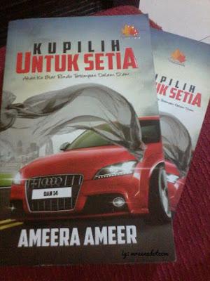 Kupilih Untuk Setia | Ameera Ameer
