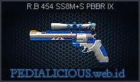 R.B 454 SS8M+S PBBR IX