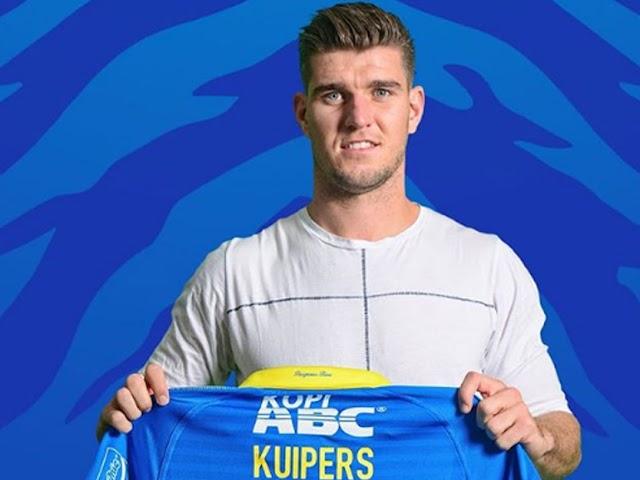 Profil Pemain Persib Musim 2020: Nick Kuipers