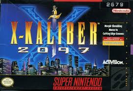 X-Kaliber 2097 (USA) en INGLES  descarga directa