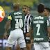 Com Palmeiras x Atlético-MG, SBT supera A Fazenda mas passa longe da Globo