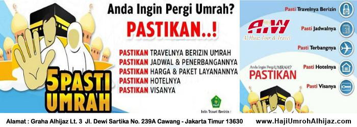 Alhijaz Indowisata Travel Umroh Murah Promo