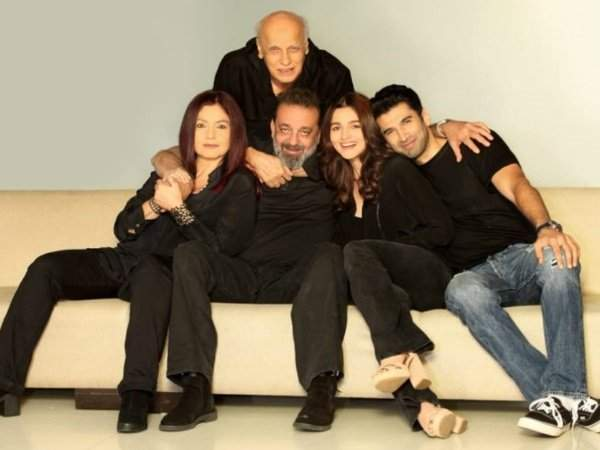 Mahesh Batt Reunite with Sanjay Dutt , Pooja Bhatt, Alia Bhatt and Aditya Roy Kapur for SADAK 2